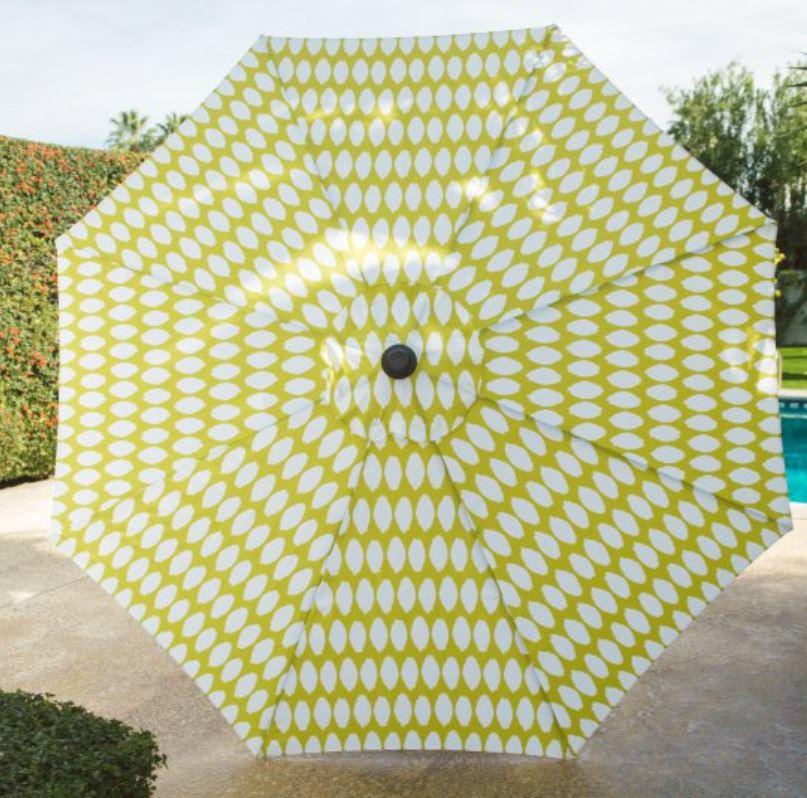 ikat patio umbrella