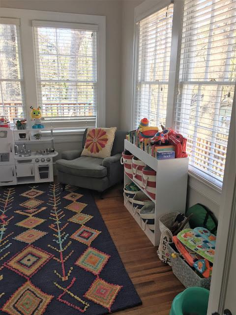 small kids playroom