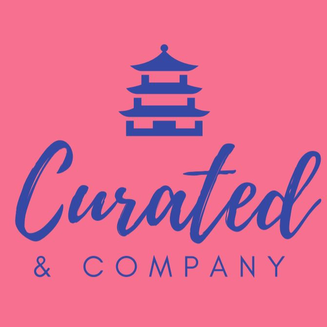 Curated and Company logo