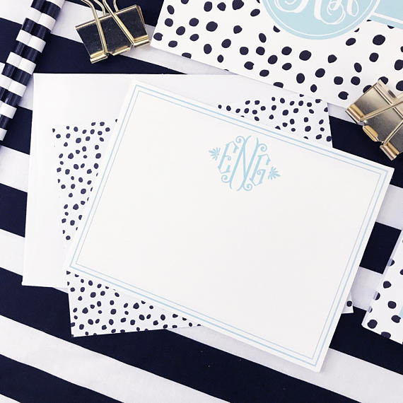 Children's Personalized Stationery and Giveaways!