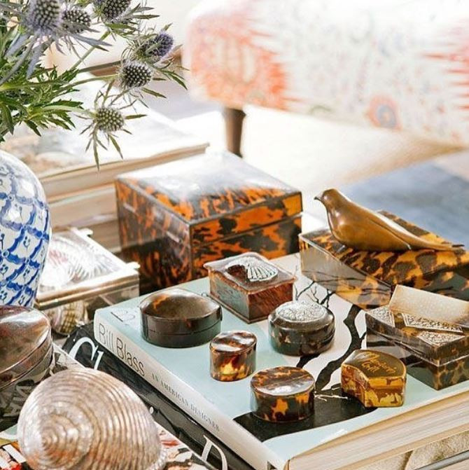 Great Collections Make for Inspiring and Authentic Home Decor