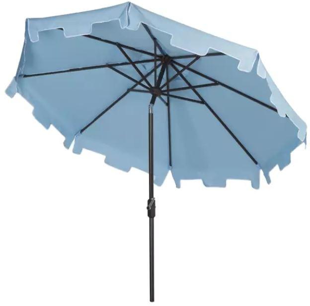 Carolina blue patio umbrella
