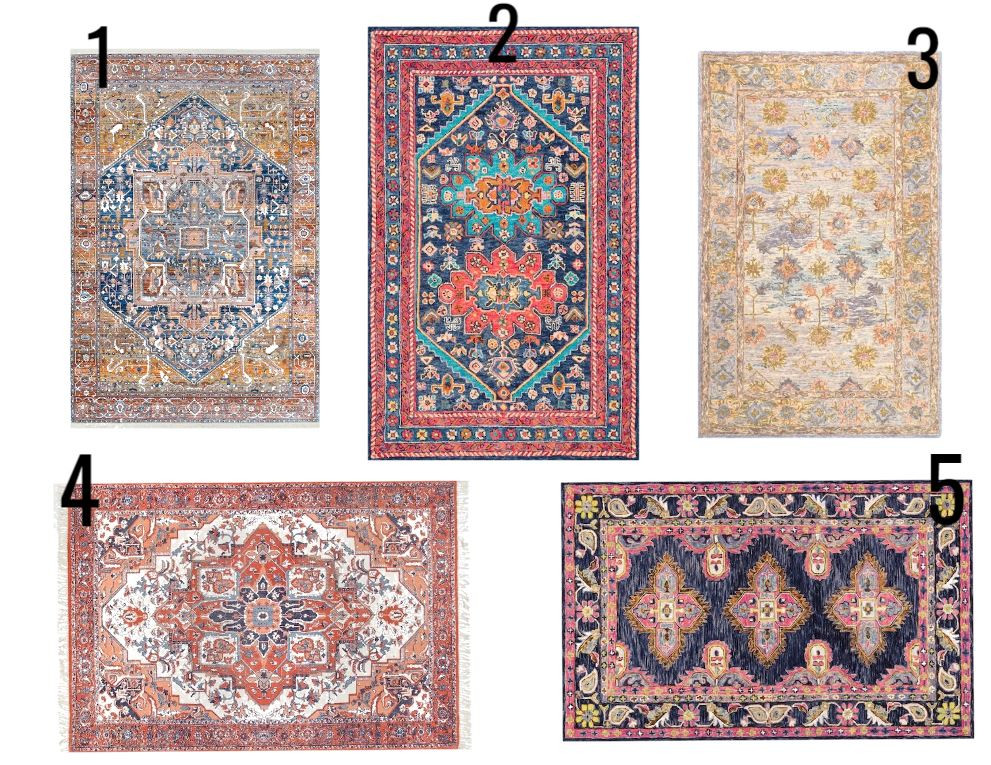 great rugs that look expensive but are affordable
