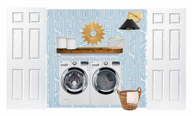 Budget-friendly Plans for a Laundry Room Refresh
