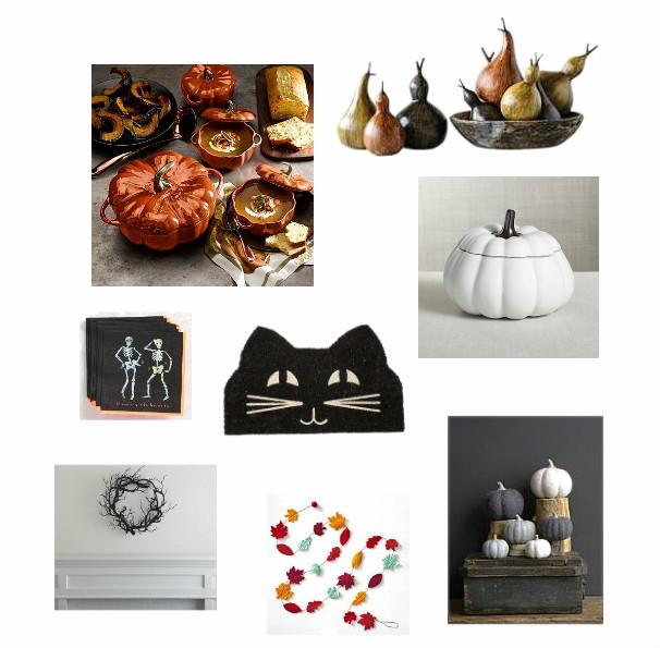 fall and halloween finds for the home