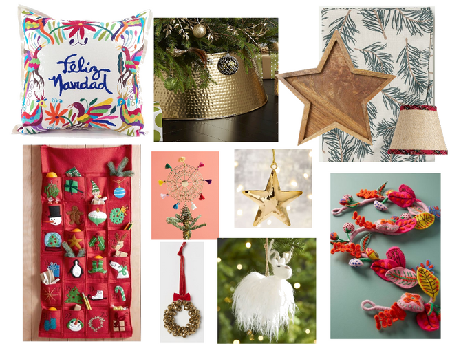Festive Holiday Finds for the Home