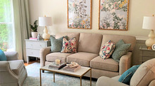 Sophisticated and Comfortable Sitting Room