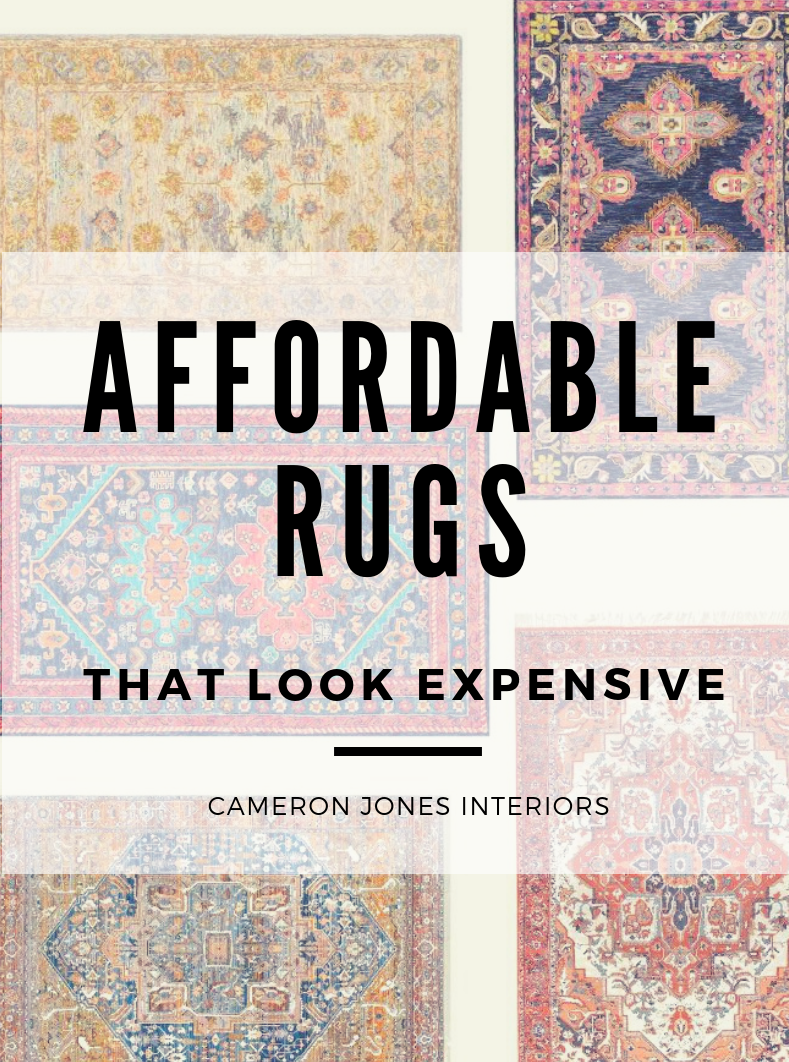 affordable rugs that look expensive cameron jones interiors