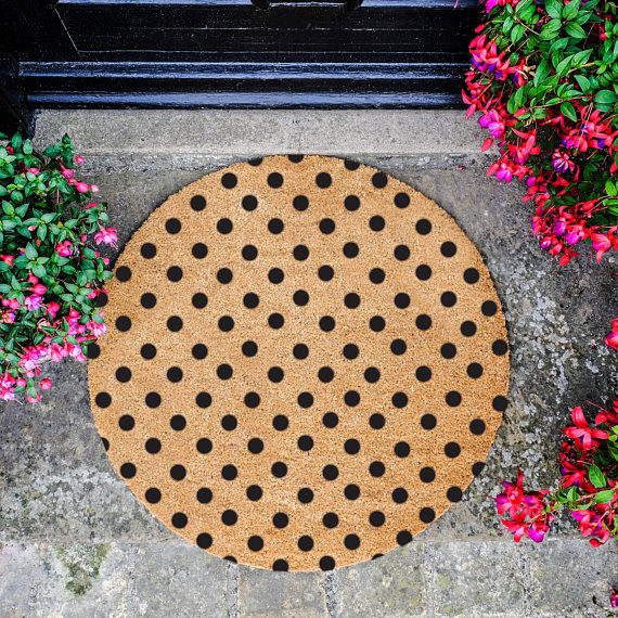 25 Great Doormats to Spruce Up your Front Entrance