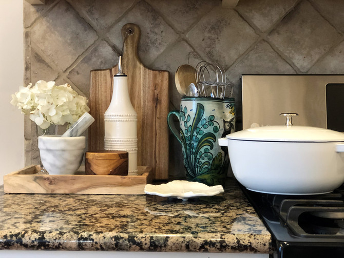 Five Simple and Affordable Ways to Spruce up Your Kitchen Decor