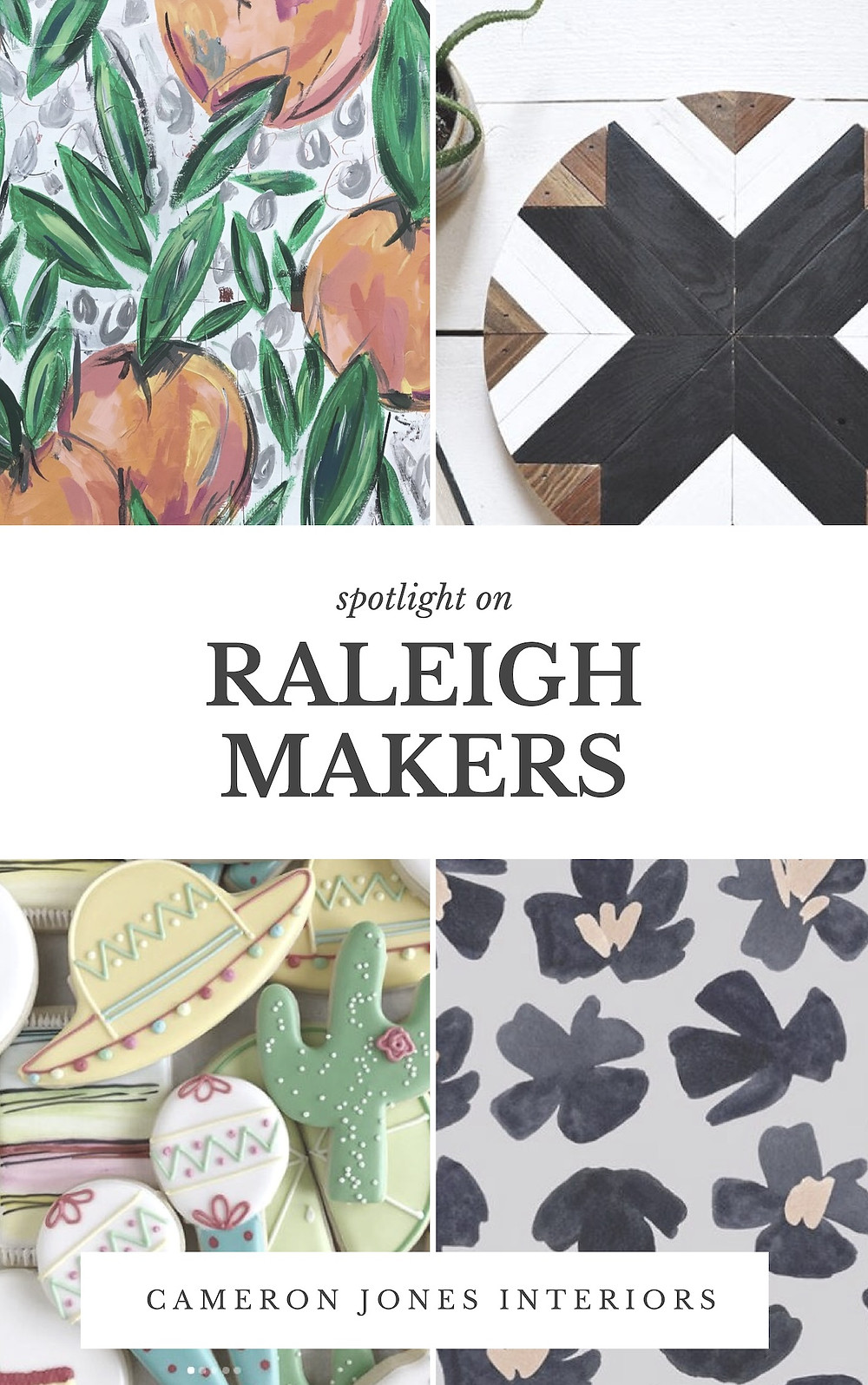 Local Raleigh Makers and Artists