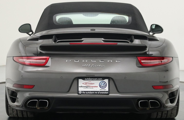 Porche 911 Turbo