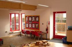 Egloskerry Classroom