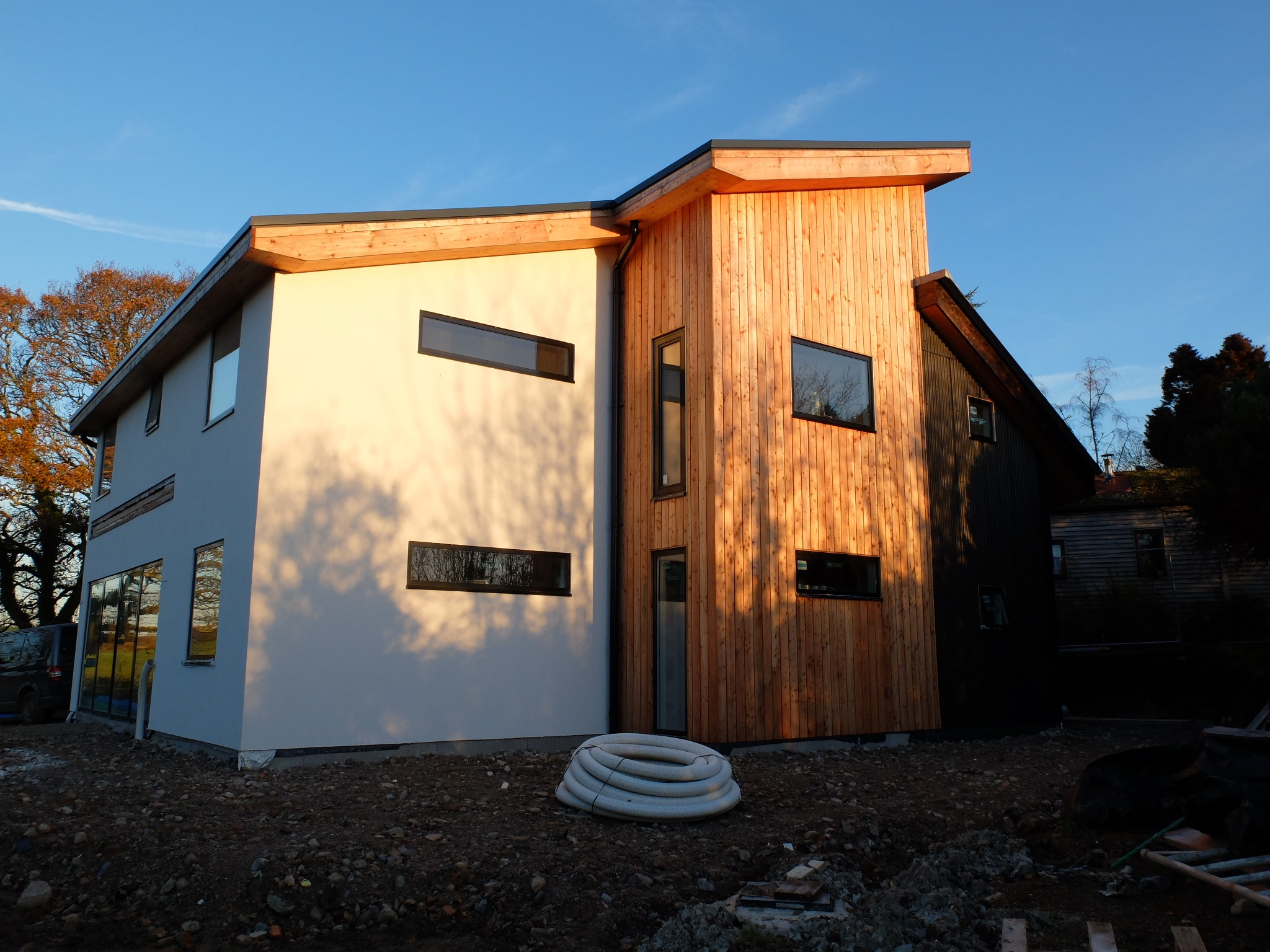 Crooked Park New Build