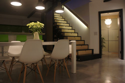 Dining & Stairs