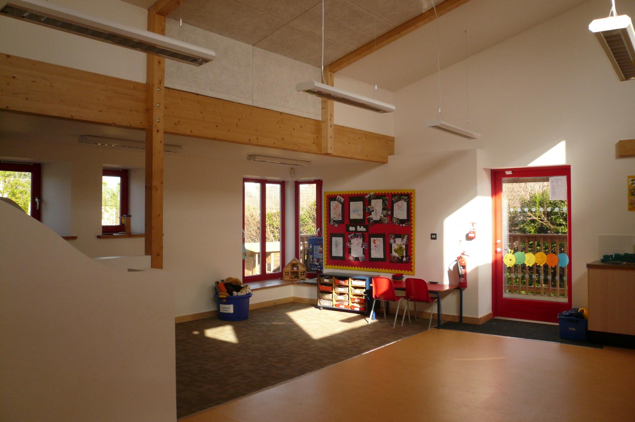 Egloskerry Classroom 2