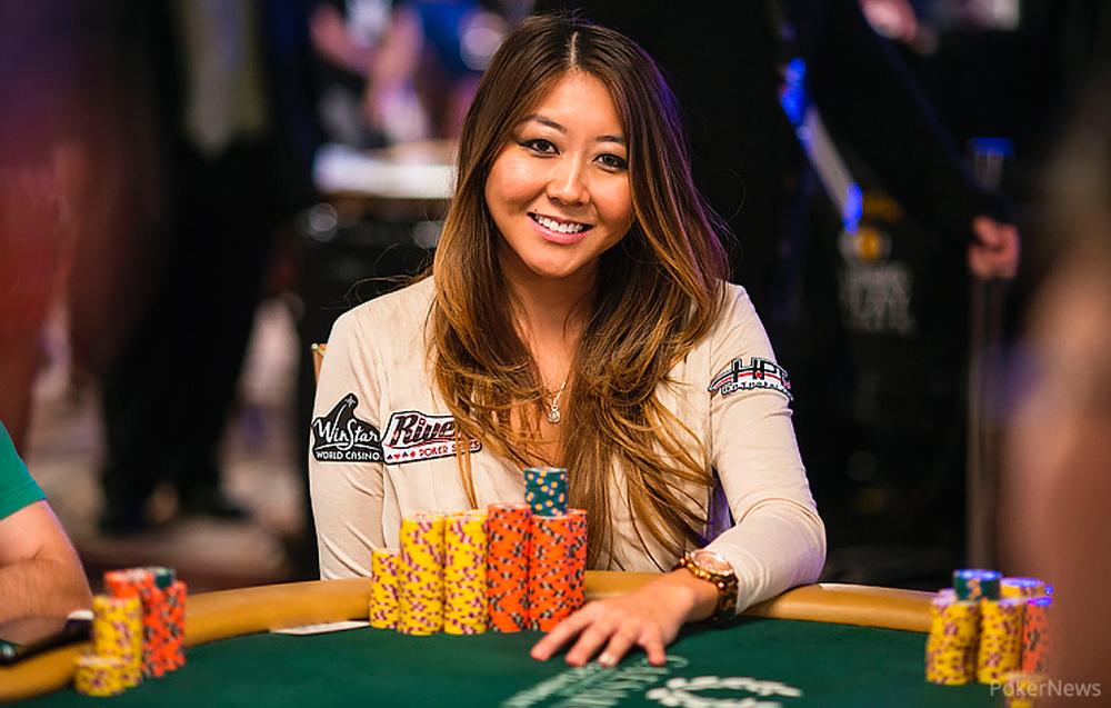 WSOP Women Maria Ho