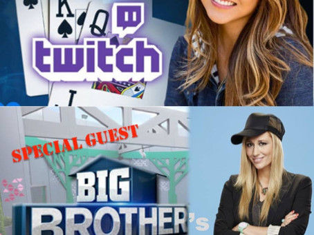 Tune into LIVE WITH MARIA HO today for special guest - Big Brother finalist Vanessa Rousso