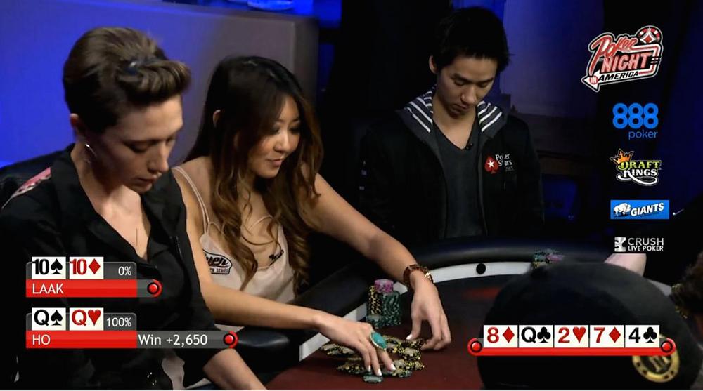 Maria Ho poker babe