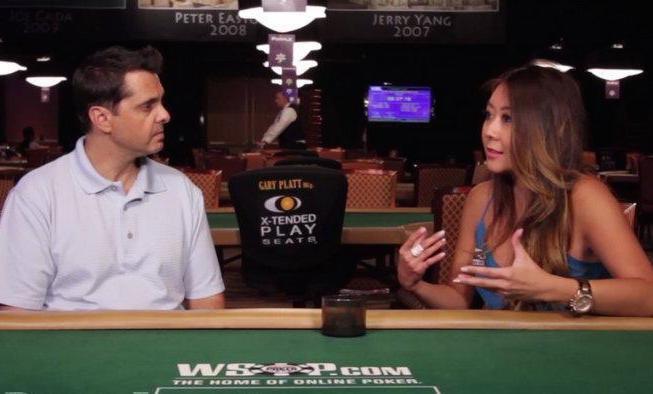 Maria Ho poker coach