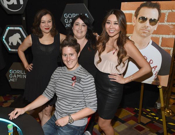 Maria Ho charity poker