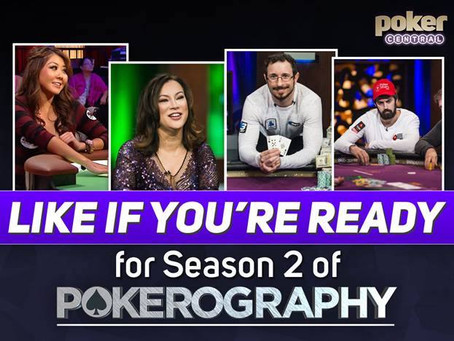 Maria Ho to be featured in Season 2 of Poker Central's Pokerography