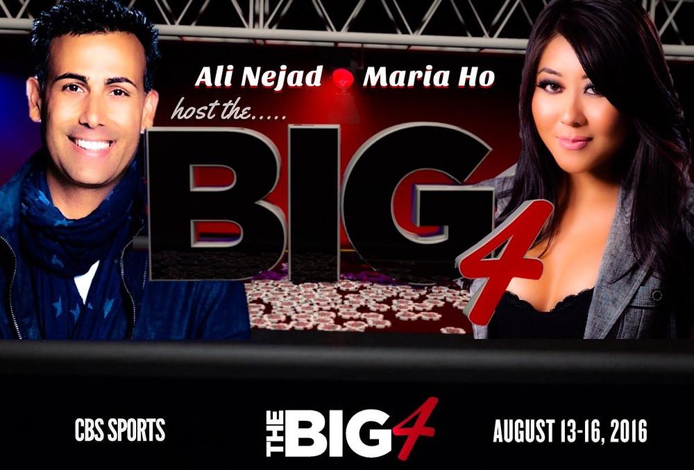 maria ho hosts the big 4