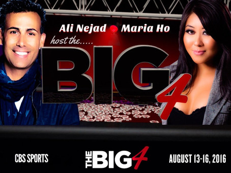 Watch Maria Ho host The Big 4