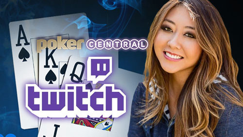 Maria Ho Twitch poker