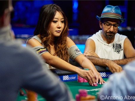 "POKERNEWS: Maria Ho Close Again, But ""Nothing Deserved"" in Poker"
