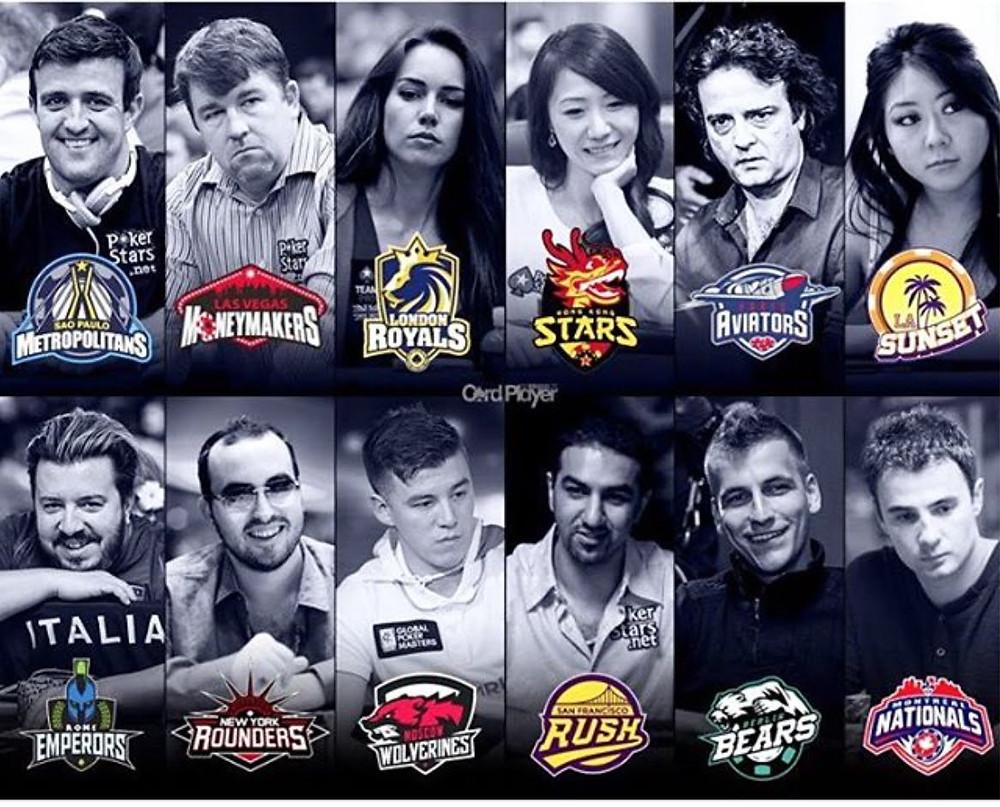 Maria Ho global poker league