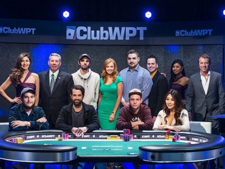 Watch Maria Ho at the WPT Bay 101 Shooting Star final table on Fox Sports 8/11