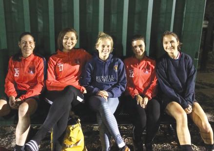 Leyton Orient Women's Football Club, c.2016