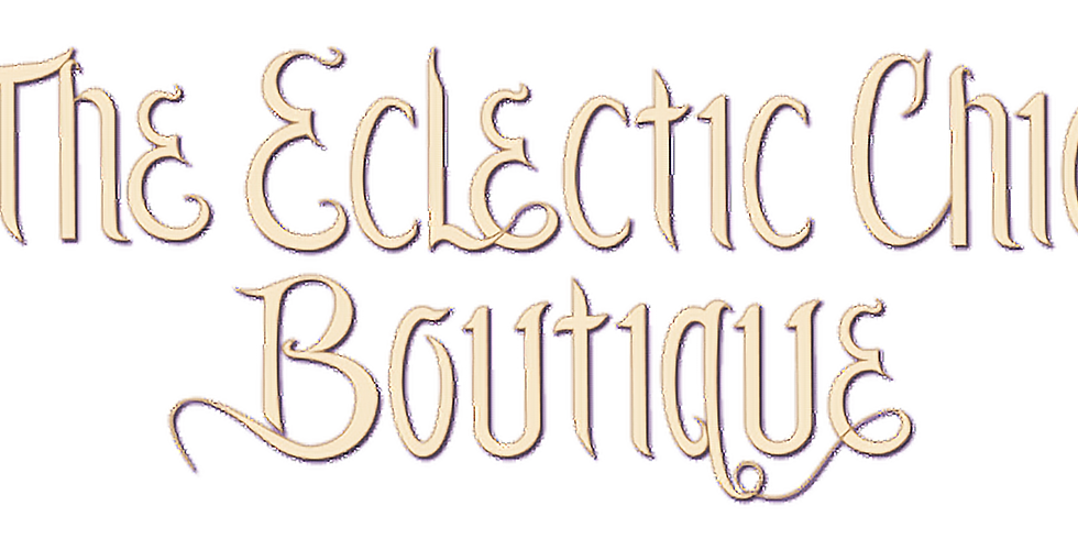 Crafts Class @ The Electric Chic Boutique