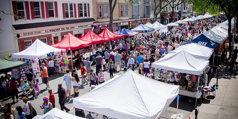 Westfield Street Fair and Lunch
