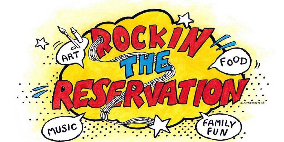 Rockin' the Reservation