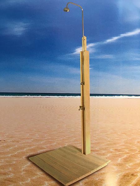 Αποτέλεσμα εικόνας για ντους στην παραλία