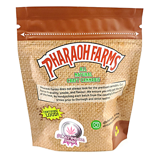 Platinum Pink Pharaoh Farms