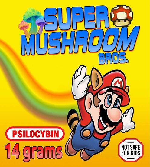 Blue Meanie Magic Mushrooms 14 Grams