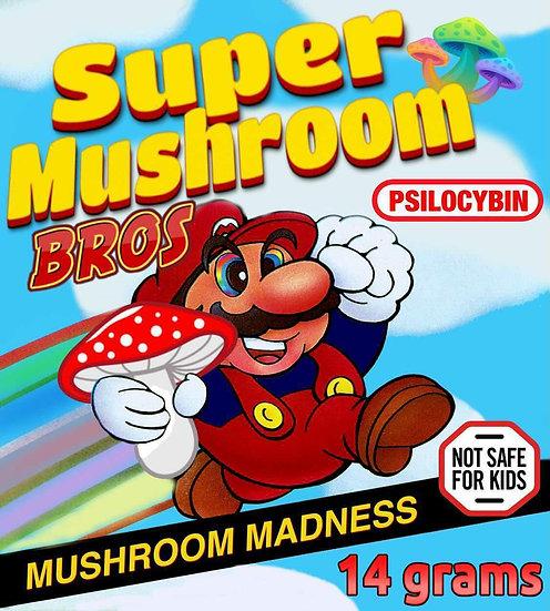 Orissa Magic Mushrooms 14 Grams