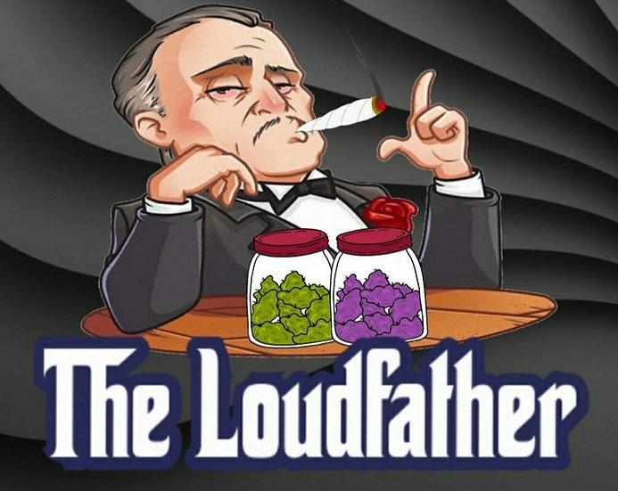 Gorilla Glue #4 The Loud Father