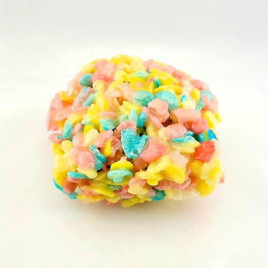 500mg Birthday Cake Fruity Pebbles Cereal Bar
