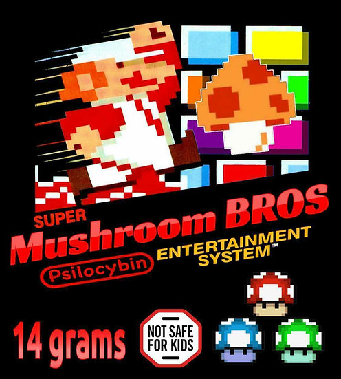 B+ Magic Mushrooms 14 Grams