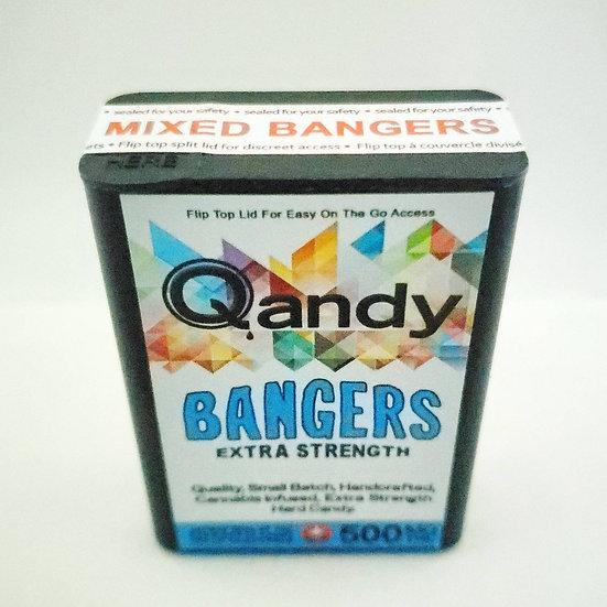 Qandy 500mg THC Mixed Bangers