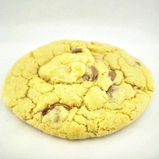 Chocolate Chip Nightmare Before Kushmas Cookies