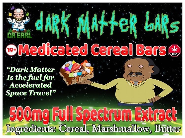 Oreo O's Cereal Bar