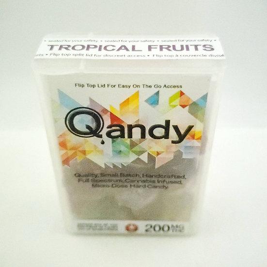 Qandy 200mg THC Tropical Fruit