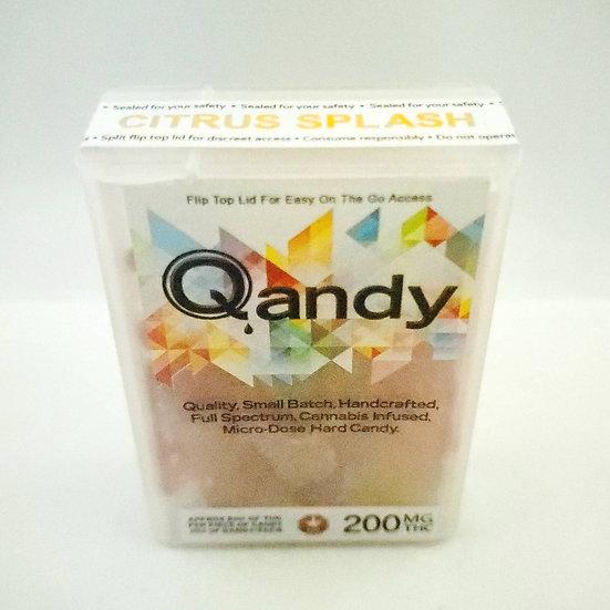 Qandy 200mg THC Citrus Splash