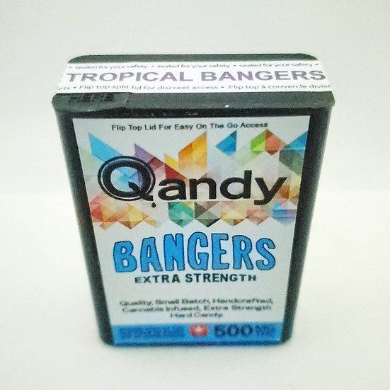 Qandy 500mg THC Tropical Bangers