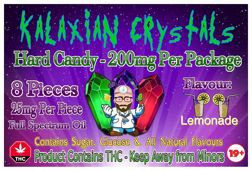 Lemonade Kalaxian Crystals Hard Candy